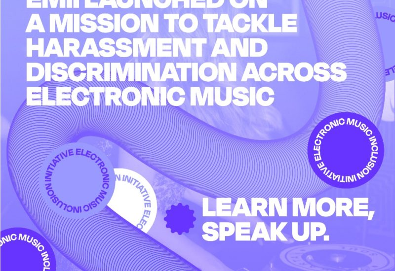 Electronic Music Inclusion Initiative is launched