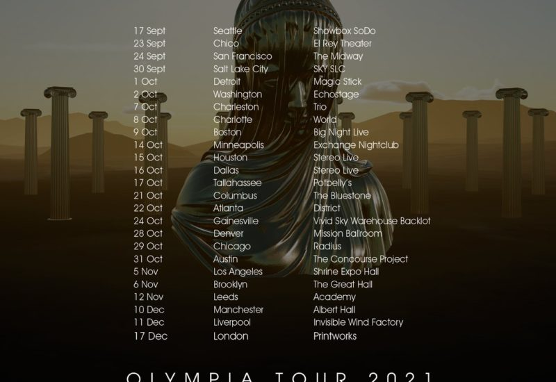 Gorgon City - Olympia Tour 2021
