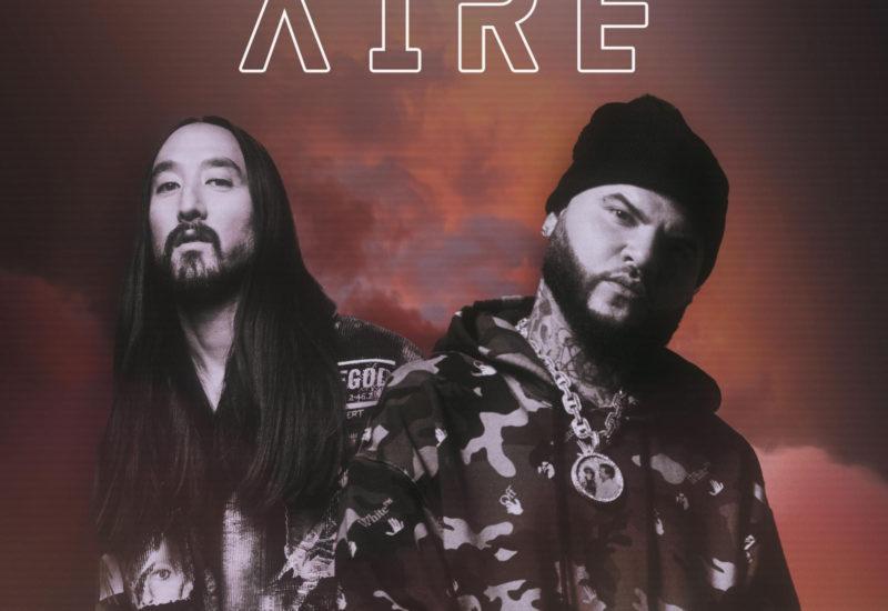 Steve Aoki & Farruko - Aire