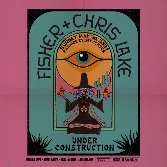 Under Construction - FISHER & Chris Lake