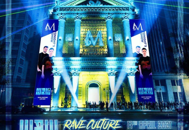 W&W Rave Culture Live