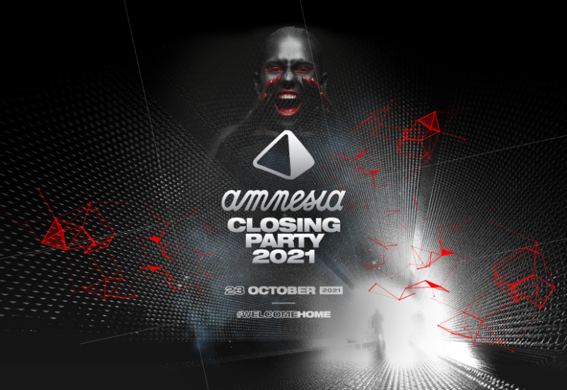 Amnesia Closing Party 2021
