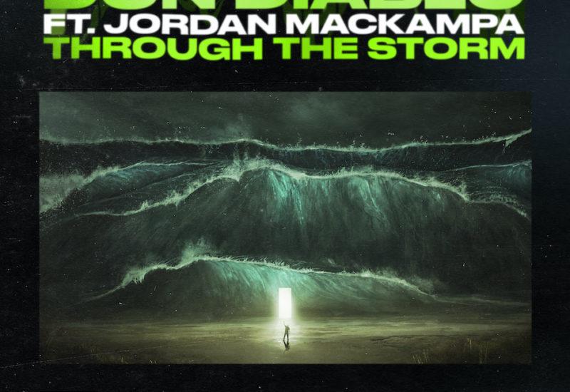 Don Diablo - Through The Storm ft. Jordan Mackampa