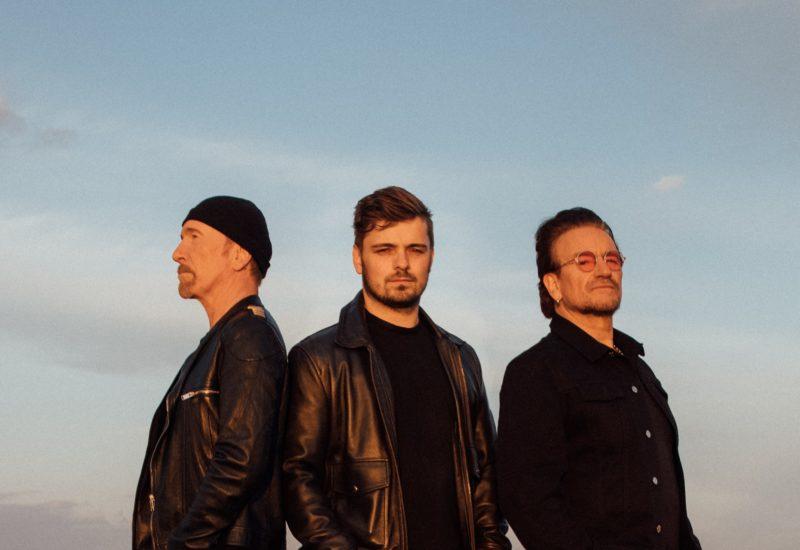 Martin Garrix, Bono, & The Edge - UEFA EURO 2020 song