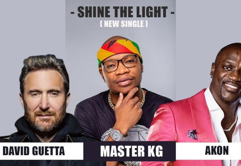 Master KG, David Guetta, Akon - Shine Your Light