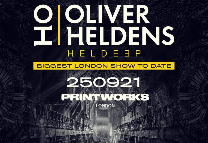 Oliver Heldens - Printworks London