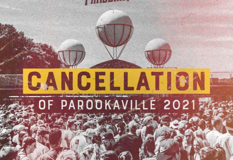Parookaville 2021 cancels
