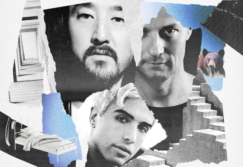 Steve Aoki, Yves V & Ryan Caraveo - Complicated