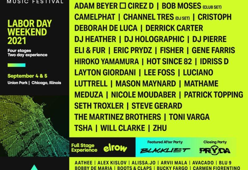 Arc Music Festival 2021 Lineup