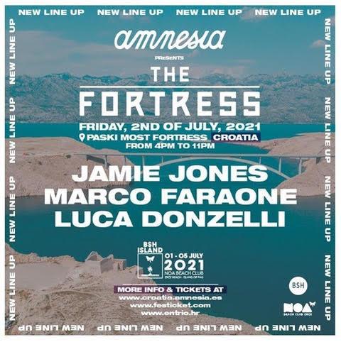 BSH Island Croatia 2021 - Amnesia The Fortress