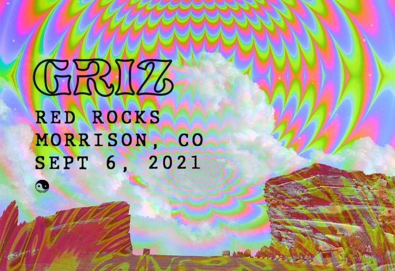 GRiZ at Red Rocks 2021