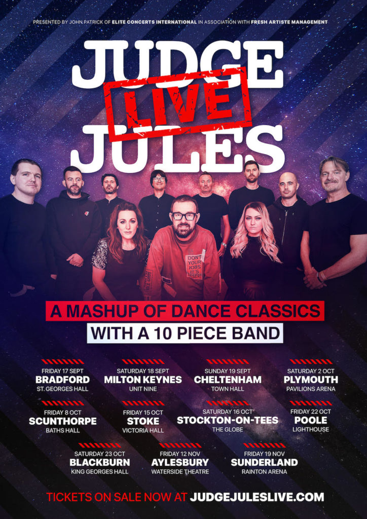 Judge Jules Live 2021