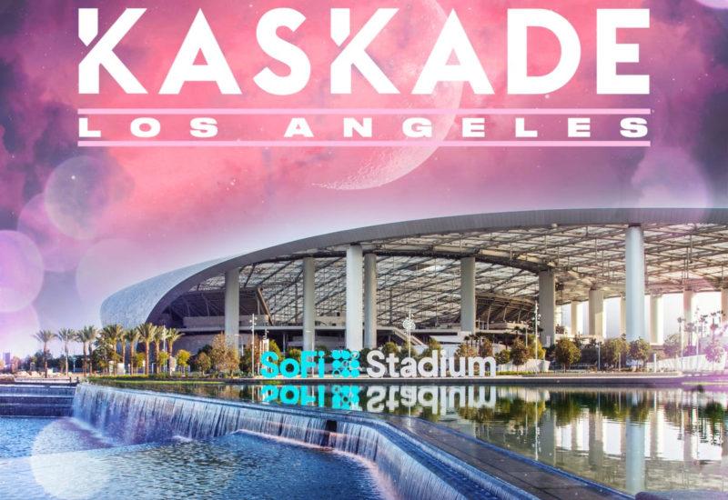 Kaskade - SoFi Stadium - Los Angeles