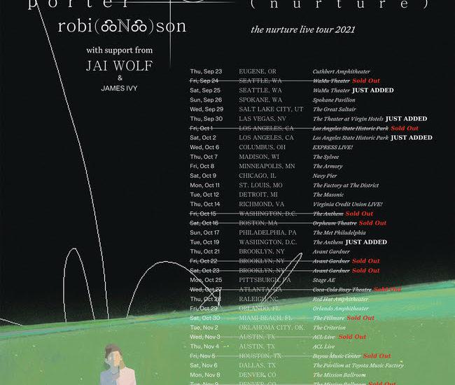 Porter Robinson - Nurture Tour 2021