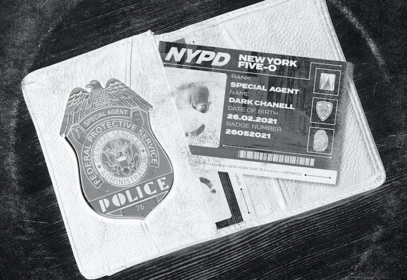 Dark Chanell - New York Five-O