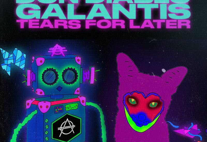 Don Diablo & Galantis - Tears For Later