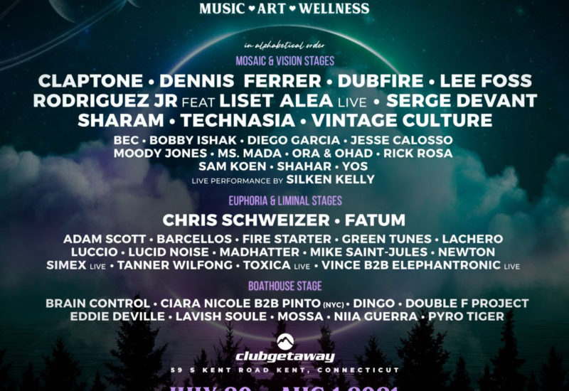 Transported Festival 2021 Lineup
