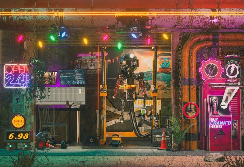 Crankdat - Sad Robot EP