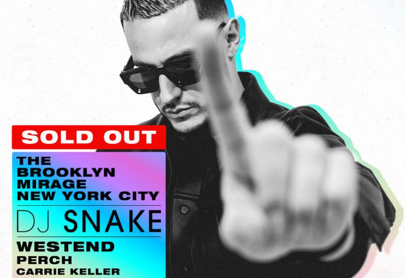 DJ Snake Live in New York City