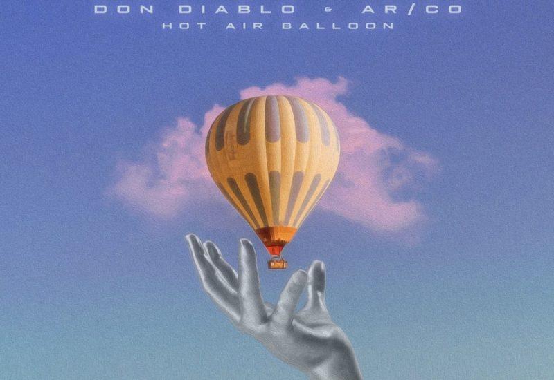 Don Diablo & AR/CO - Hot Air Balloon
