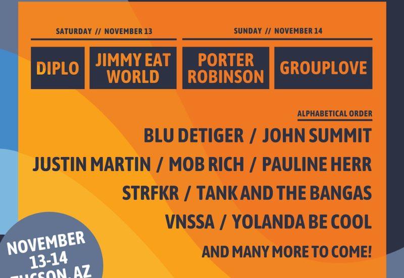 Dusk Music Festival 2021 Lineup