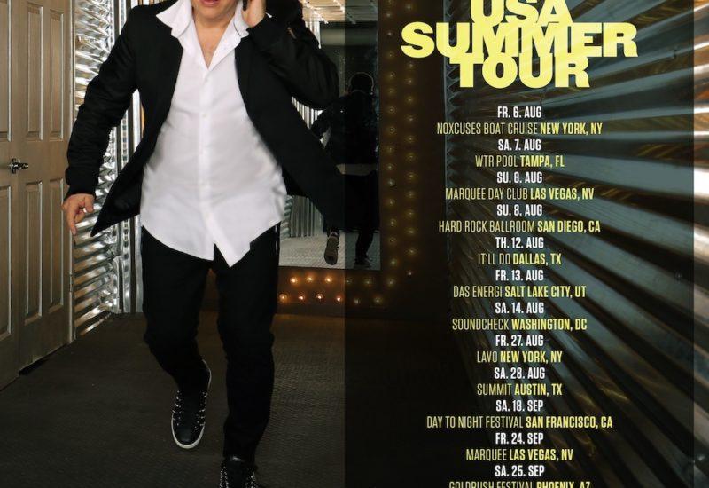 EDX 2021 US Summer Tour
