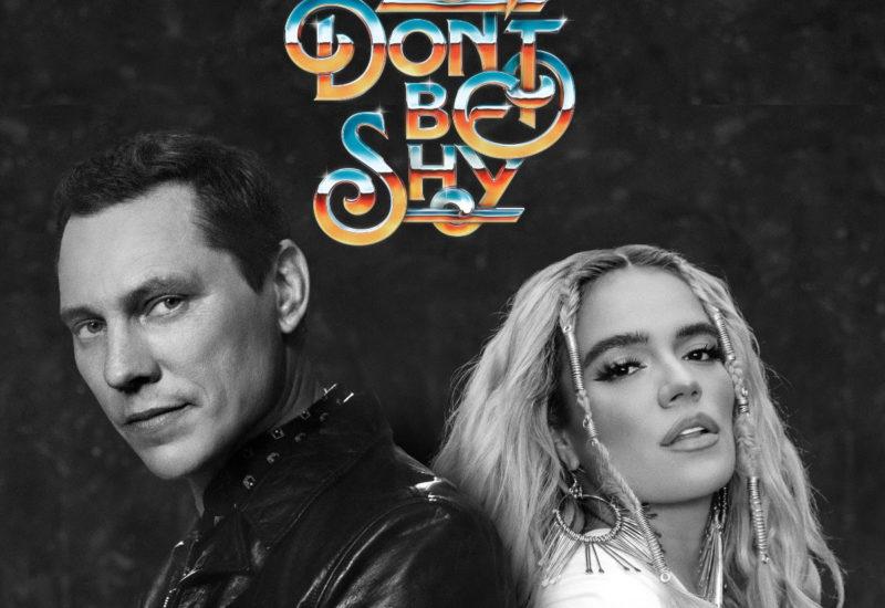 Tiesto & Karol G - Don't Be Shy