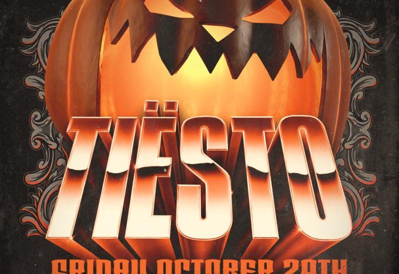 Tiesto & The Chainsmokers NYC Halloween 2021
