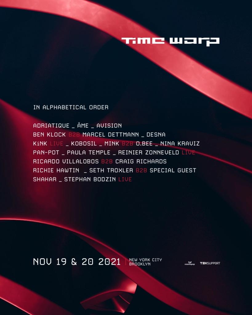 Time Warp USA 2021